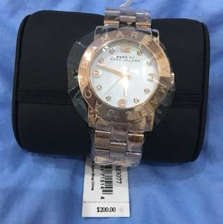 Jam Marc Jacobs MBM 3077 Rose Gold