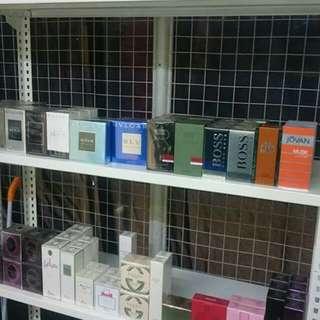 US authentic Perfumes