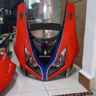 Tyga Honda RVF400 fairing