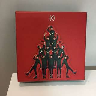 exo miracles in december MID chinese album