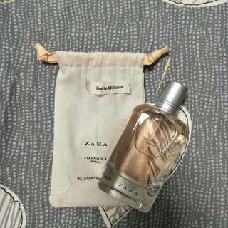 Authentic Zara Limited Edition Perfume