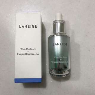 Laneige White Plus Renew Original Essence Ex