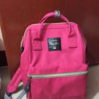 REPRICED! Authentic Anello Backpack