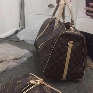 Duffle bag lv Louis Vuitton brand new monogram unisex