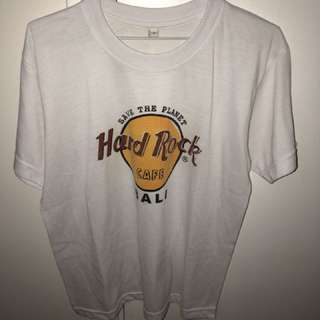 Hard rock tshirt