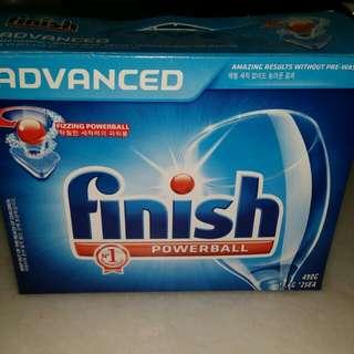 Finish powerball