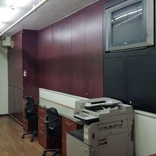 Mezzanine office for rent