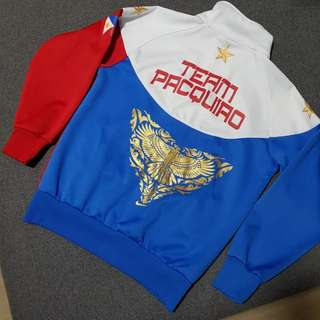Limited Edition Brand New Without Tags Nike Manny Pacquiao Jacket
