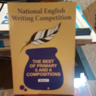 National Eng Writing Competition (Pri 5&6 Eng Compo)