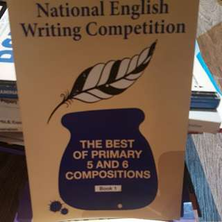 National English Writing Competition(Pri 5&6 Rng Compo) Book 1