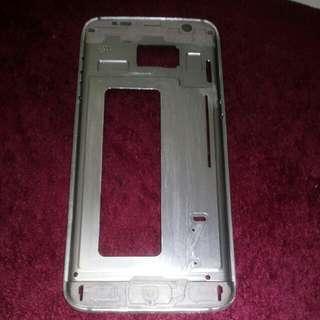 Samsung s7 edge 中框 银框