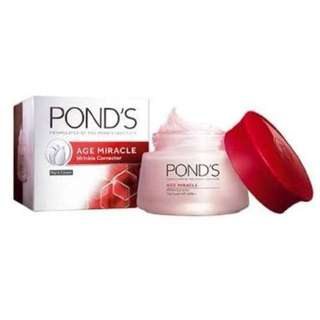 Ponds age miracle day cream (50 gr)