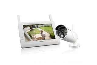 Swann Digital LCD and WiFi Camera Kit (SW-DIGMONKIT)