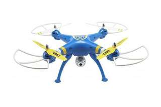 Swann Sky Ranger Quadcopter Drone with 720p Wi-Fi Camera