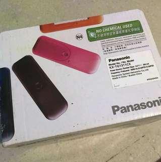 Panasonic Pink Cordless Phone