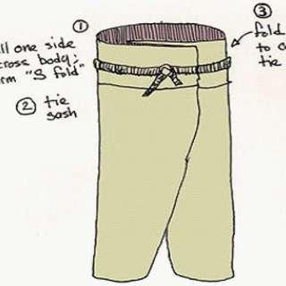 泰國 漁夫褲 +側小口袋