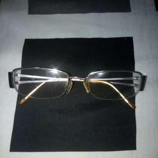 Elle purple eyeglasses / specs