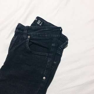 FACTORIE: HIGHWAISTED JEANS