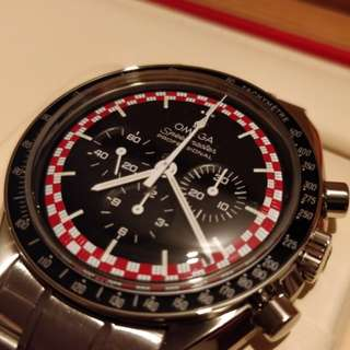 Rare Omega Speedmaster Professional Racing (Tin Tin)