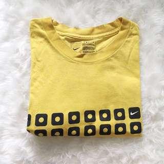 Authentic Yellow Nike Shirt
