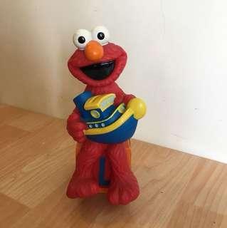 經典古董芝麻街Elmo 錢甖