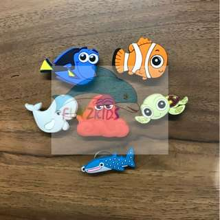 Finding Dory Shoe Charm
