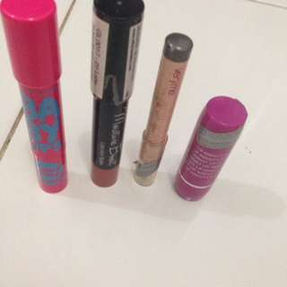 Lipstik + eye Pencil Veryme Oriflame