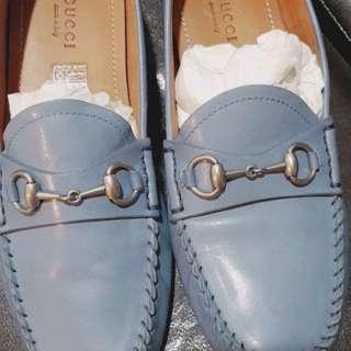 GUCCI豆豆鞋