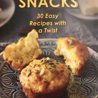 Snacks - 30 easy recipes