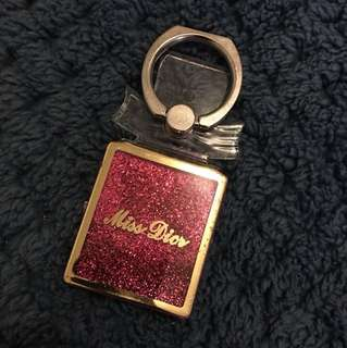 Miss Dior Mobile Phone Ring Stent
