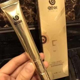 WoWo Collagen Peptide Eye Cream Massager 100% Authentic