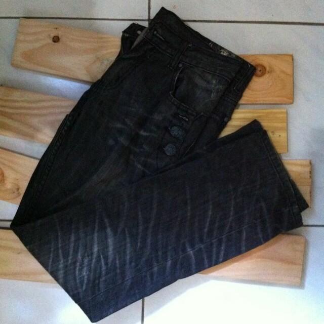 2#1 Jeans merk Korea size 32