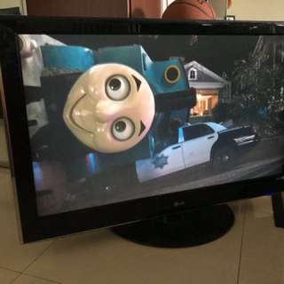 42 inch LG LCD TV (Without remove control)
