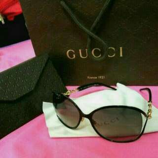 Gucci sunglasses (Authentic)