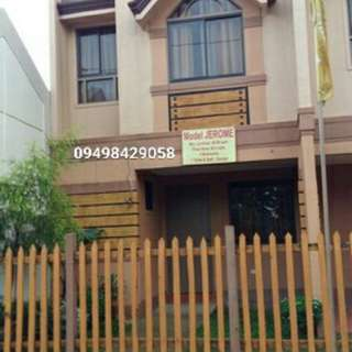 2 Bedroom townhouse in North Caloocan