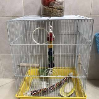 Used Metal cage