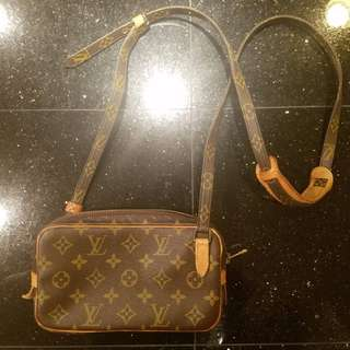 Louis Vuitton Vintage Marly Bandouliere