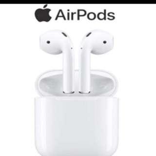 WTB Apple Airpods
