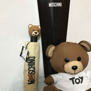 Moschino UA umbrella 熊仔自動雨傘