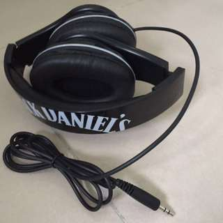 Jack Daniel Headset Foldable For Adult