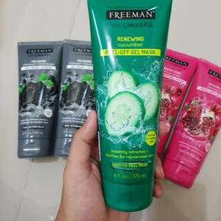 Freeman cucumber ready stock