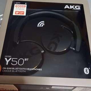 Samsung AKG Y50BT HEADPHONE