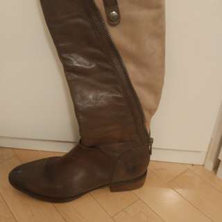 Sam Edelman size 10 knee high boots