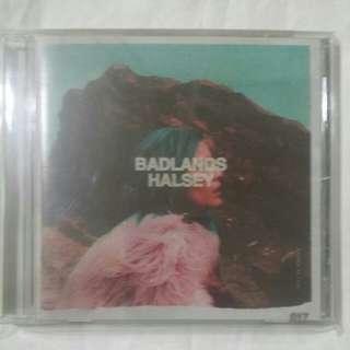 [Music Empire] Halsey  - Badlands CD Album
