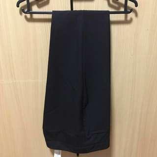 Zara black pants