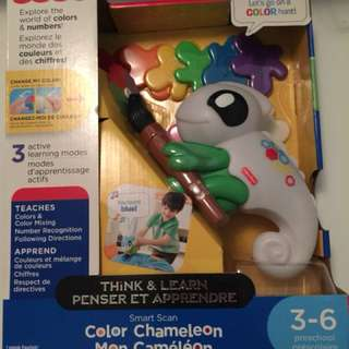 Fisher Price Colour Changing Chameleon