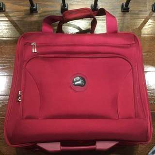 Carry-On Computer Tote Suitcase