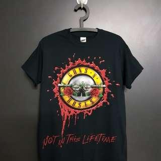 Guns n Roses Not in this Lifetime Tour tshirt