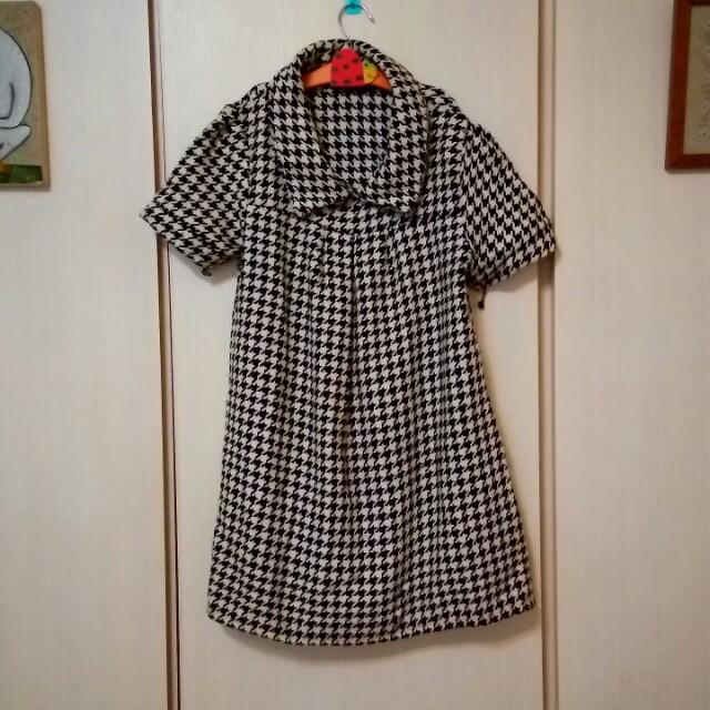 厚挺版洋裝(滿299免運)