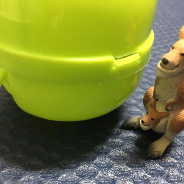 扭蛋-厚道動物2-袋鼠